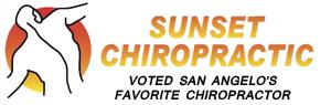 Sunset Chiropractic Logo